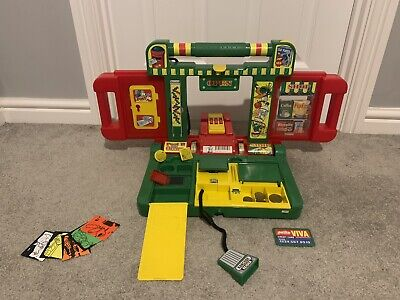 Vintage BOXED PETITE Post Office And Shop 1990s Role Play Retro Rare Toy • 59.99£