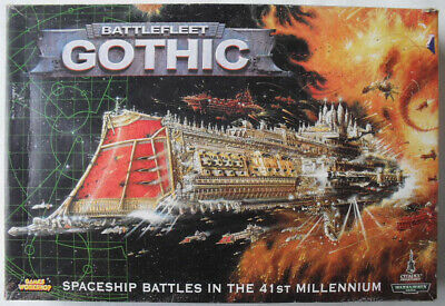 Battlefleet Gothic Game. Games Workshop. OOP. • 56£