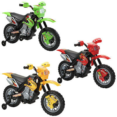 Ride On Toy Scrambler Kids Bike Motorbike Childrens Electric Battery Powered Car • 59.99£
