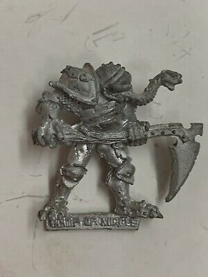 Warhammer Realm Of Chaos Champion Of Nurgle - Metal  • 4.99£