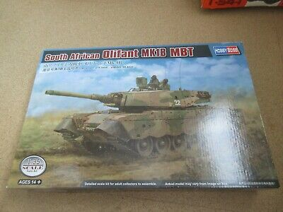 HOBBY BOSS 83897 South African OLIFANT Mk1B MBT 1/35 SCALE • 35£
