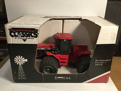 Vintage Country Classics Case IH 9380 Tractor Within Its Original Box 1:16 • 45£