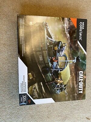 Call Of Duty,mega Construx,riverboat Raid 320 Pcs • 6.70£
