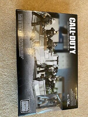 MEGA BLOKS Call Of Duty 06854 Sniper Unit NEW • 12.80£
