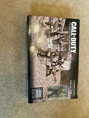 Mega Bloks Call Of Duty Platoon Patrol • 12.80£