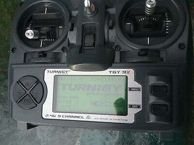 RC Plane Turnigy 9 Channel Transmitter • 20£