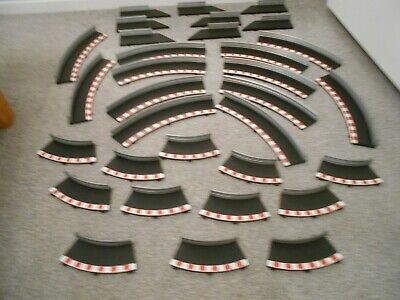 Scalextric Inner Outer  Boarder Barriers 32 In Total Bundle • 6£