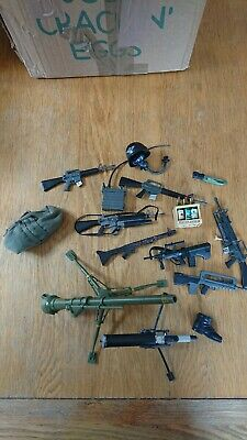 Dragon Action Figures Accessories Machine Guns • 20£