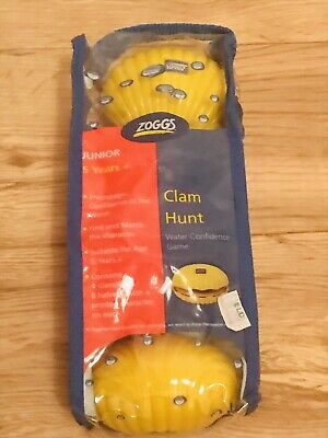 Zoggs Clam Hunt 5+ Water Confidence Game • 3.99£