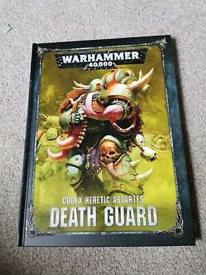 Warhammer 40K - Codex Death Guard • 10£