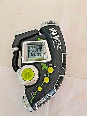 Radica Skannerz Commander LCD  Handheld Game Working 2001 • 18.99£