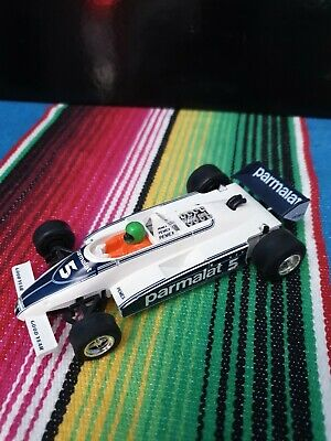 Scalextric C149 Brabham BT 49 Parmalat Slot Car • 9.99£