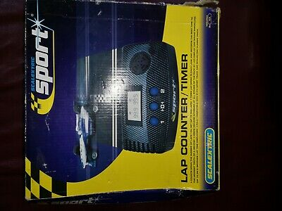 Scalextric Digital Lap Counter Boxed • 6.50£