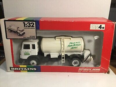 Britains 9605 Leyland Milk Transporter Very Near Mint Within Its Original Box • 55£