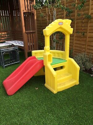 LITTLE TIKES Hide And Slide Climber • 25£