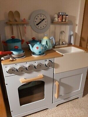 Toy Kitchen Play Kitchen Tildo  • 50£