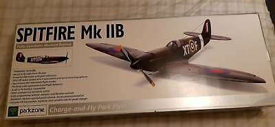 Parkzone Spitfire Radio Controlled Electric Motor Model. Unused In Original Box • 159£