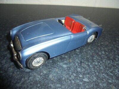 Scalextric (Scalex) Tin Plate Austin Healey Friction Drive Unboxed Bargain   • 16£