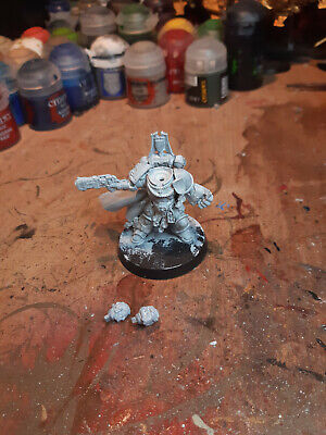 Primaris Space Marine Captain Limited Edition With Power Fist • 20£