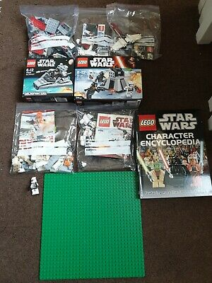 Lego Star Wars Sets And Extras • 35£