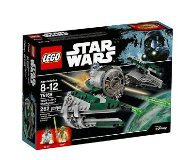 Lego Star Wars Yoda's Jedi Starfighter - 75168 - Retired • 30£