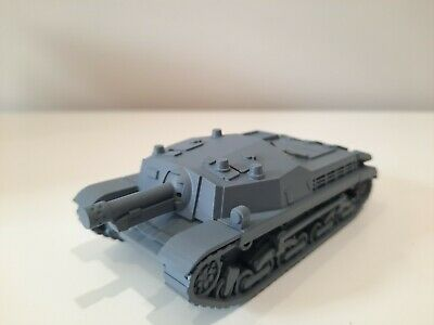 Bolt Action Chain Of Command 28mm Hungarian Zrinyi II Tank Resin  • 14.99£