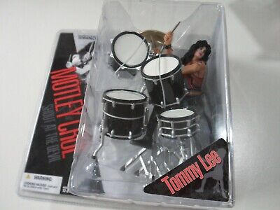 Motley Crue TOMMY LEE McFarlane Spawn Shout At The Devil Unopened NEW FIGURE  • 99.99£
