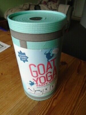 Goat Yoga Party Game • 3.20£