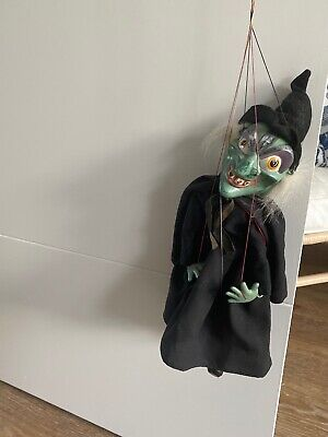 Pelham Wicked Witch Puppet With Box • 13£