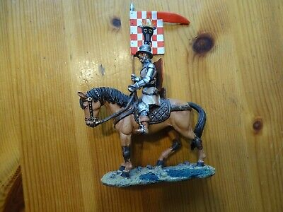 Del Prado Medieval Warrior Knight At Tannenberg • 2.99£