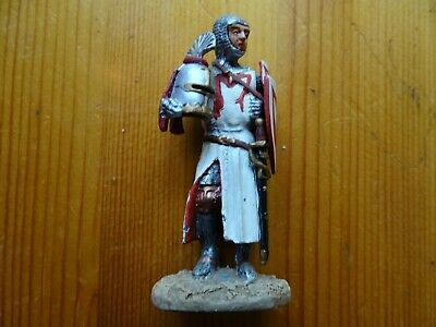 Del Prado Medieval Warrior English Knight 1290 • 2.99£
