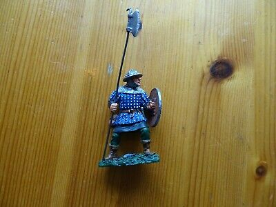 Del Prado Medieval Warrior Scottish Infantryman 1297 • 2.99£