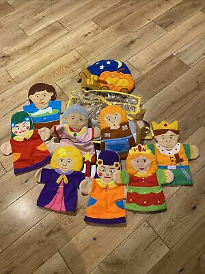 Hand Puppets • 5.50£