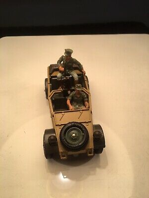 Britains Deetail Kubelwagon Africa Korps Near Mint 100% Original • 63.09£