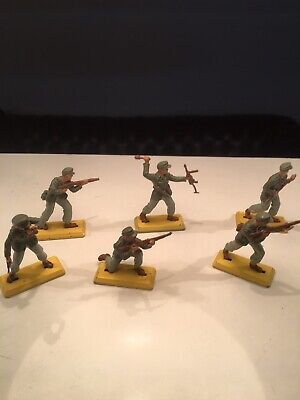 Britains Africa  Korps Deetail Full Set Near Mint • 19.99£