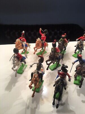 Britains Deetail Napoleonic Mounted Near Mint • 67£