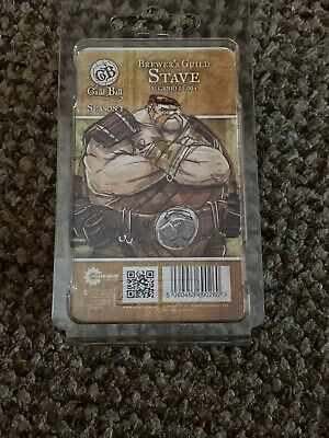 Guild Ball Brewers Guild Stave • 12.99£