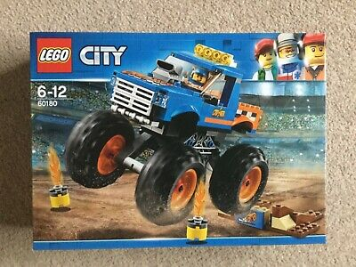 Lego City 60180 Monster Truck NEW & Sealed, Fast Dispatch In Sturdy Box  • 16.49£