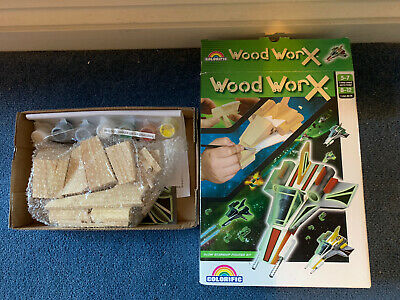 Wooden Starship Building Kit • 3.10£