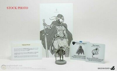 Kingdom Death Monster Allison Twilight Knight White Box Expansion Open But New • 60£