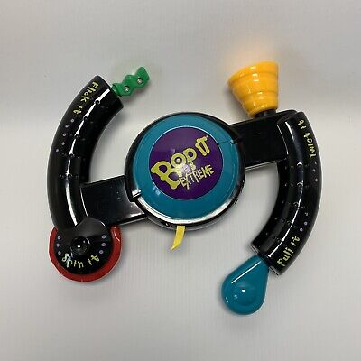 Vintage Original 1998 Hasbro Bop It Extreme - Tested And Working • 19.99£