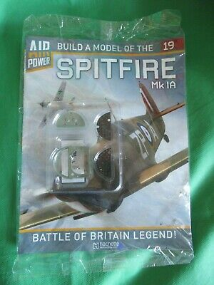 BUILD A MODEL OF THE SPITFIRE Mk 1A - 19 NEW  • 14£