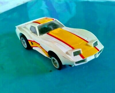 Matchbox Powertrack Speedtrack Race And Chase Corvette In Nr Mint Condition • 19.99£