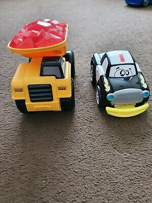 Cat Musical Car And Chicco Activ Car • 15£