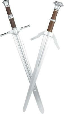 The Witcher Steel And Silver Foam Sword 2-Pack • 92.48£