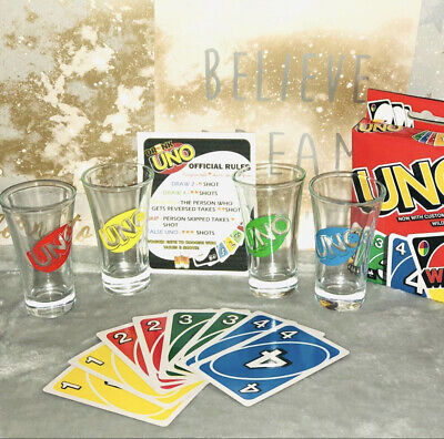 Drunk Uno Inspired Drinking Game For Adults, Great Lockdown Game  • 12.99£