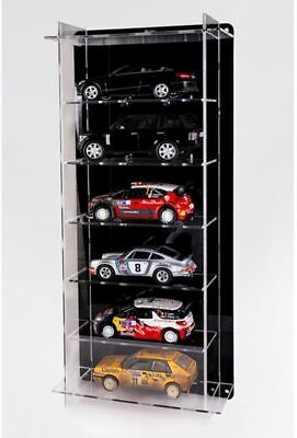 Atlantic Displays Multicase For 1:18 Scale 6 Cars (6x1) Vertical • 142£