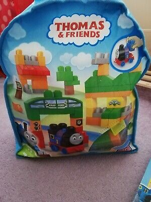 Thomas And Friends Mega Bloks Bag • 2.50£