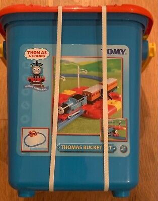 Tomy Thomas & Friends Rare Bucket Set Bnip • 59.99£