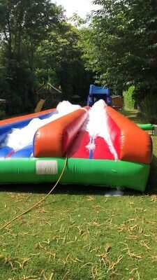 Inflatable Water Slide • 400£